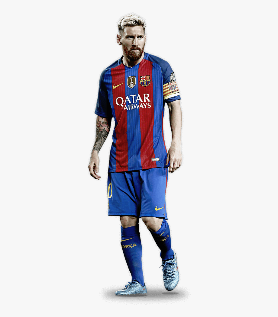 Lionel Messi Png Image 2017 Clipart Image.
