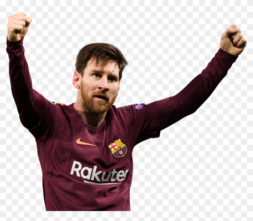 Lionel Messi 2018 Png, Transparent Png.