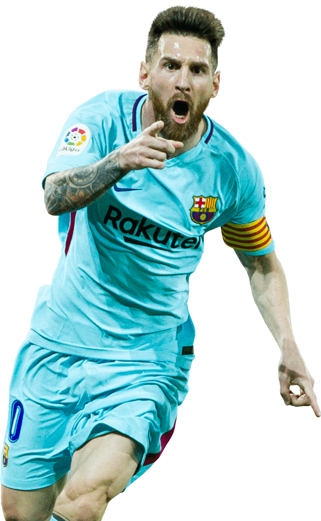 Lionel Messi Png 2018 Fcb Rakuten By Igorband.