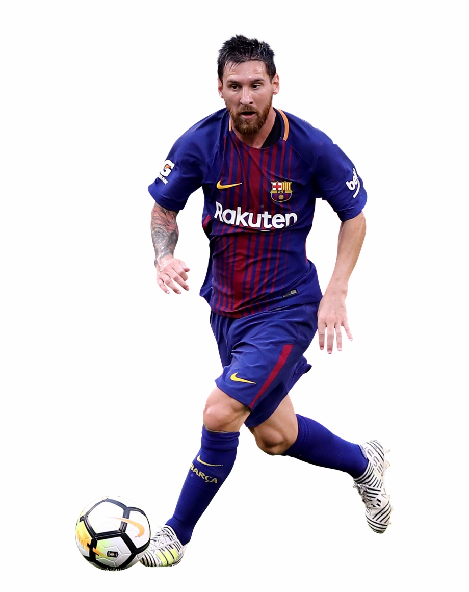 Lionel Messi 2016 Png.