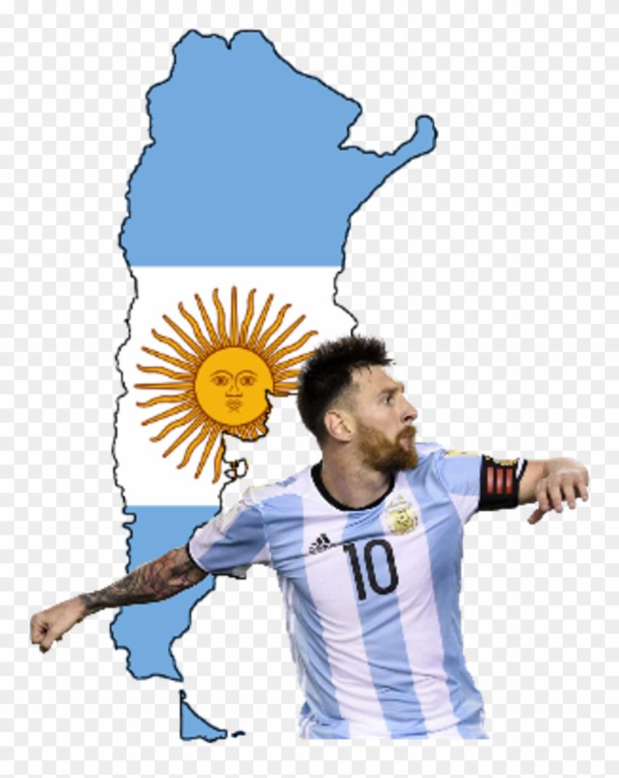 Lionel Messi Argentina Png Clipart (#1665870).