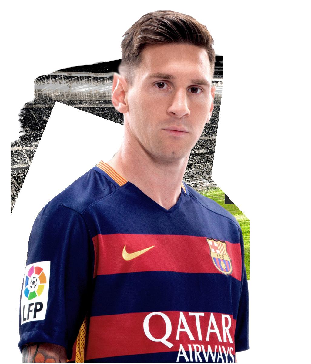 Messi Png 2016 Barca.