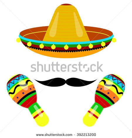 Sombreros Stock Photos, Royalty.