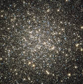 Stock Images of Messier 15, globular cluster in the constellation.