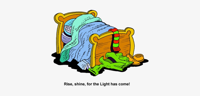 Make Bed Clipart.