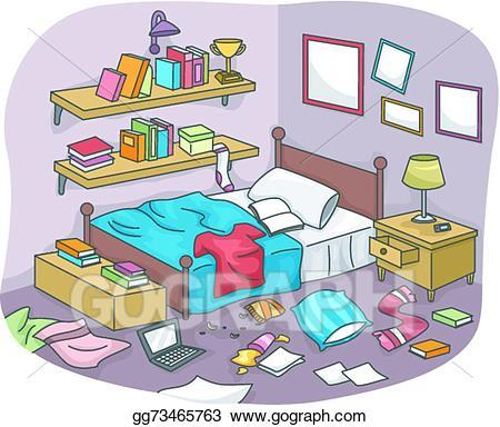 Messy bed clipart 6 » Clipart Portal.