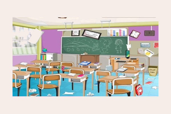Messy Classroom Png & Free Messy Classroom.png Transparent.