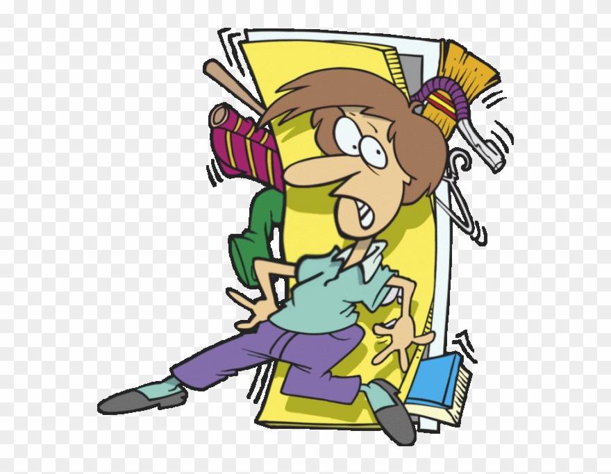 School Lockers Clipart.