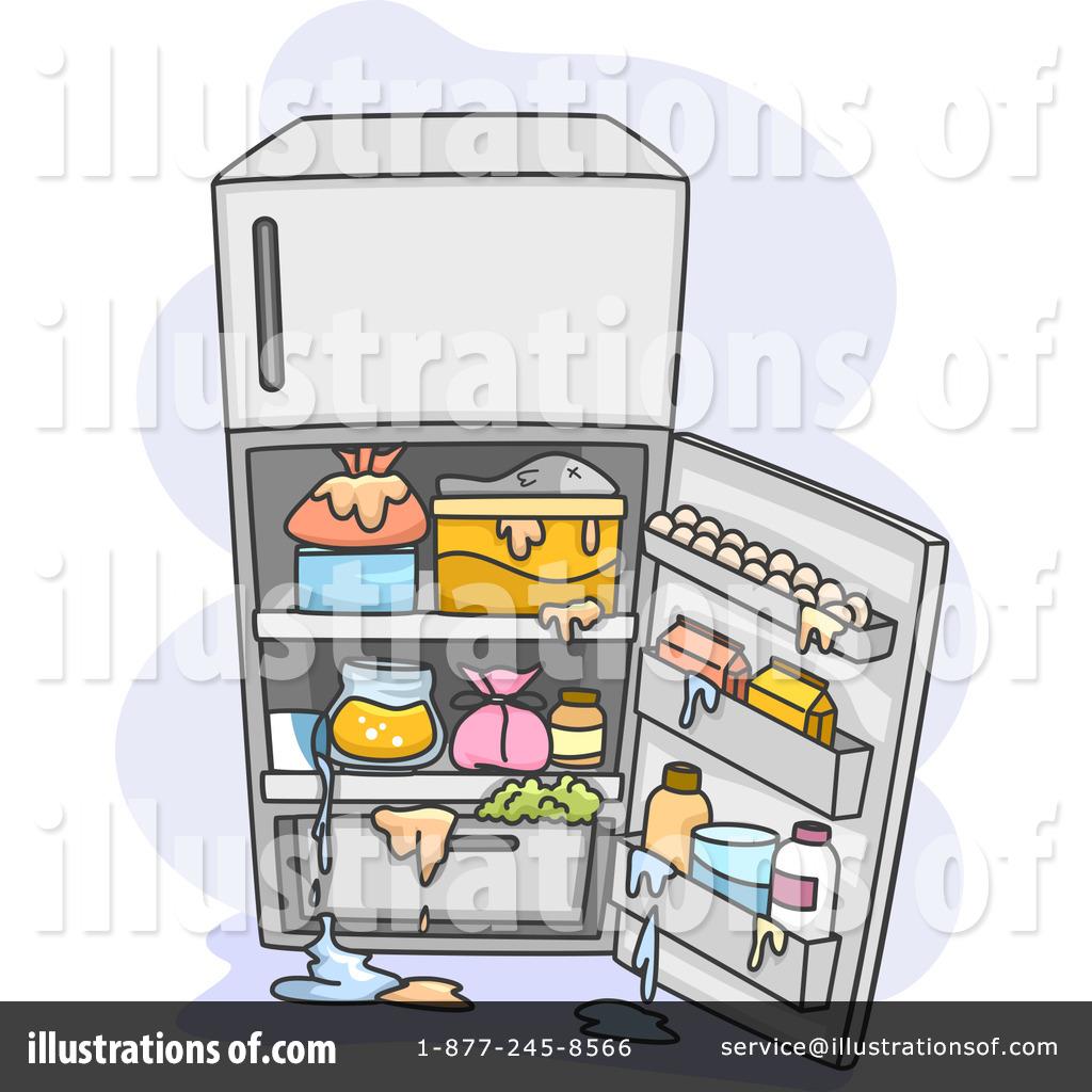 Refrigerator Clipart #1286758.