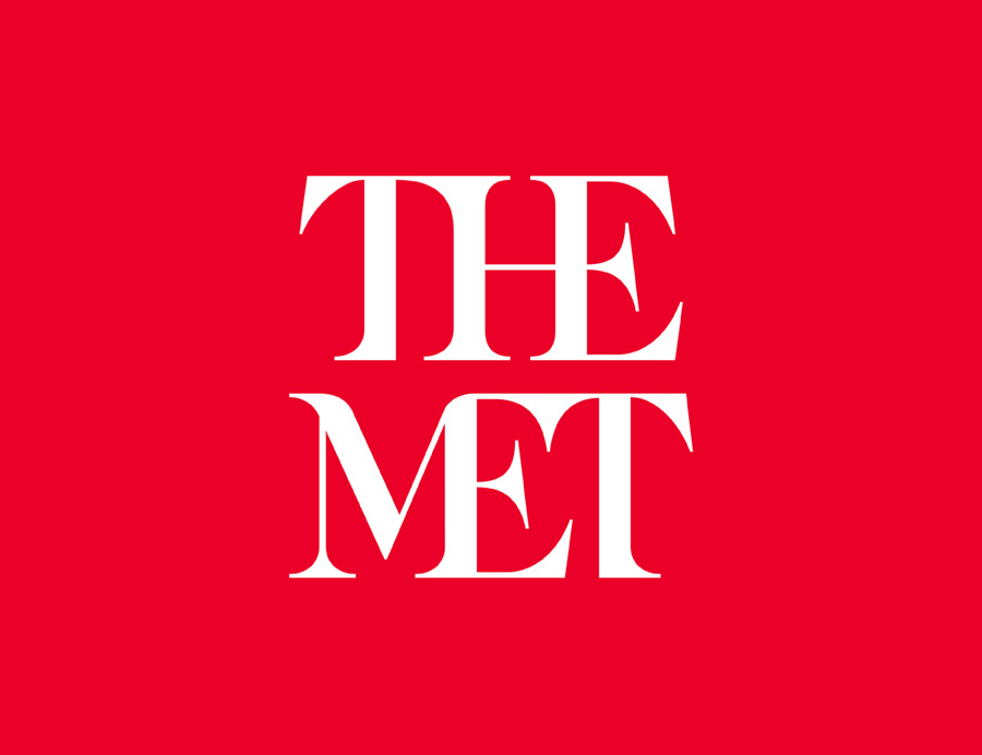 New Logo and Identity for The Metropolitan Museum of Art.