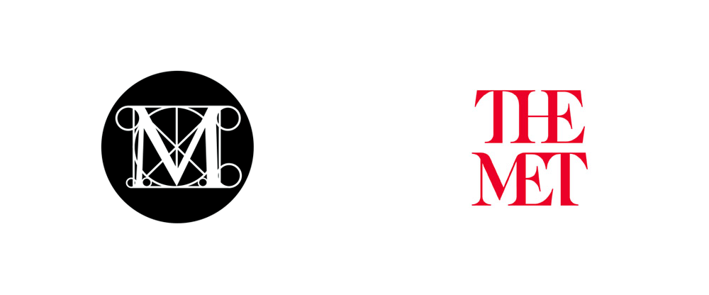 Brand New: New Logo and Identity for The Met by Wolff Olins.
