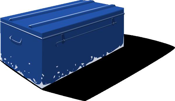 Metal Box clip art Free Vector / 4Vector.