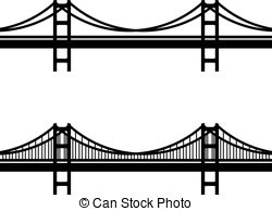 Iron bridge Vector Clipart EPS Images. 123 Iron bridge clip art.