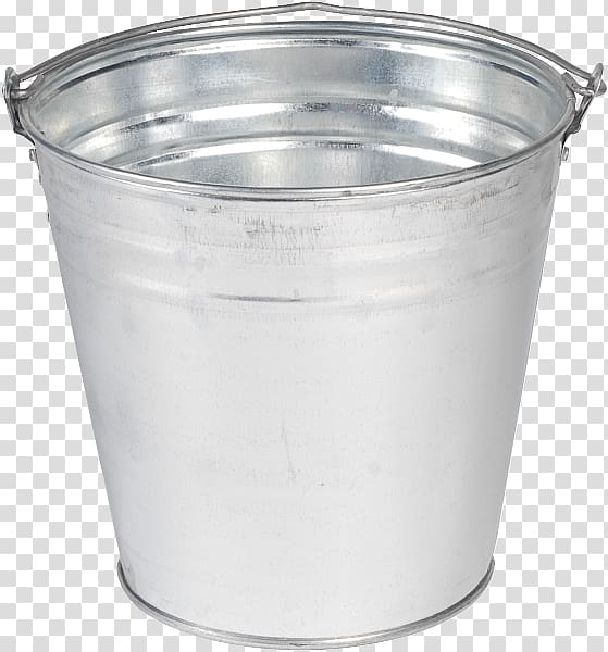 Bucket, Metal Bucket File transparent background PNG clipart.
