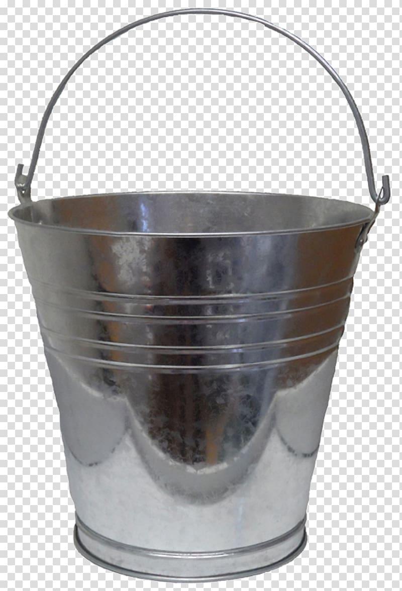 Bucket Metal Steel B&Q Bathroom, bucket transparent.