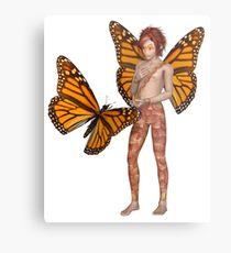 Butterfly Clipart Digital Art: Metal Prints.
