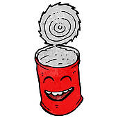 Tin can Clipart Vector Graphics. 3,117 tin can EPS clip art vector.