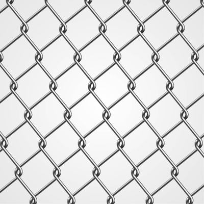 Realistic Metal Chain Fence Clipart Picture Free Download.