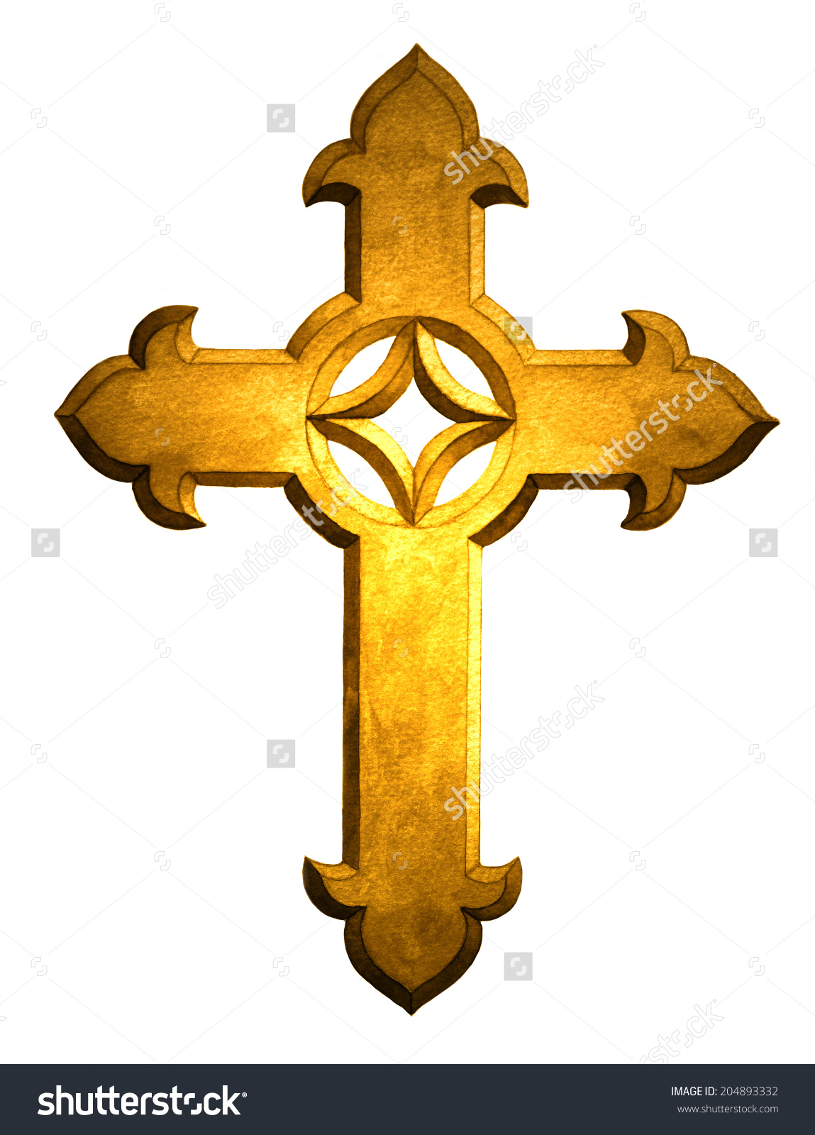 Metal cross clipart - Clipground