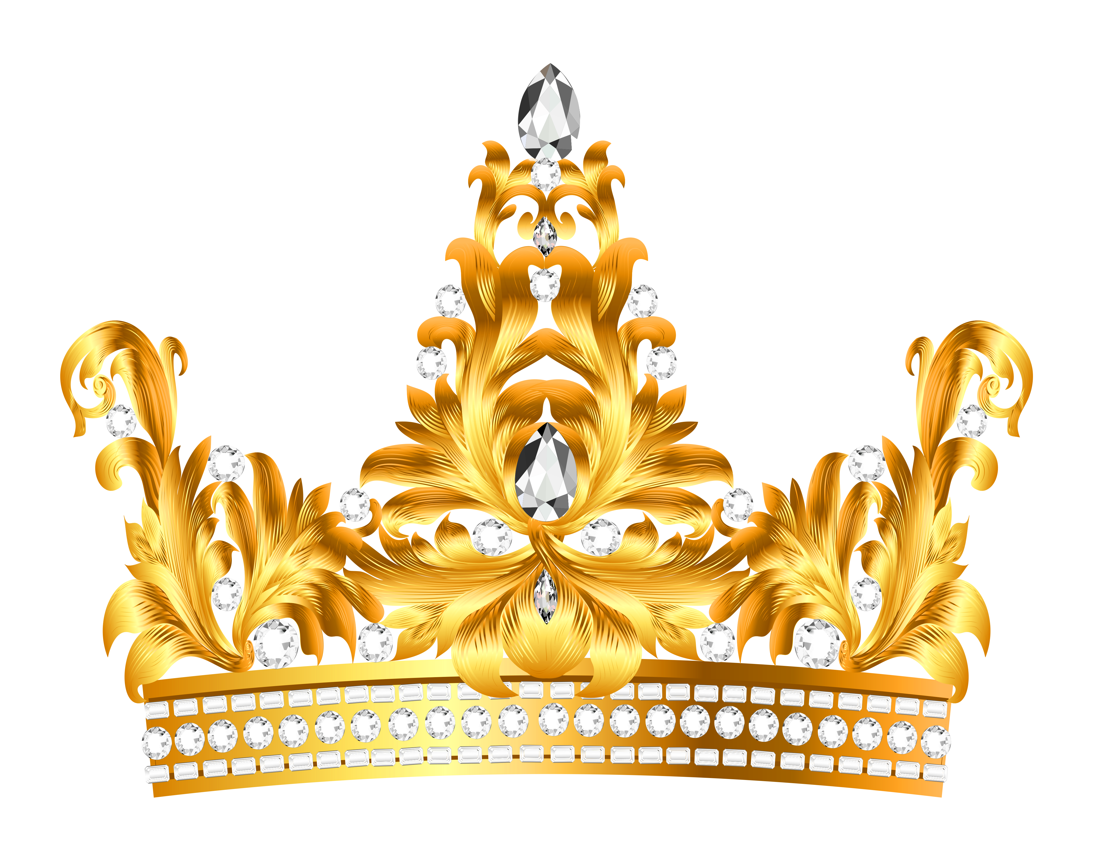 Metal Crown Clipart Clipground