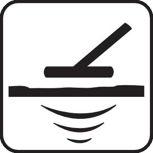 Metal Detectors White Clip Art at Clker.com.