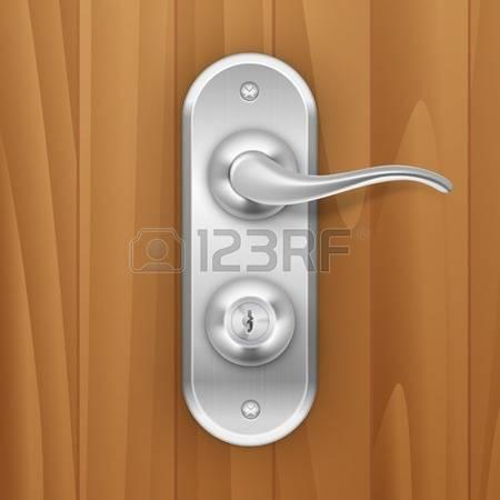 clipart door handle #10