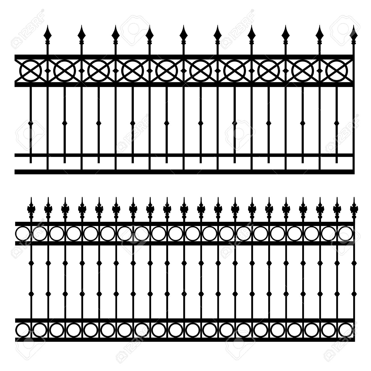 1000+ images about Fancy Fencing & Gates.