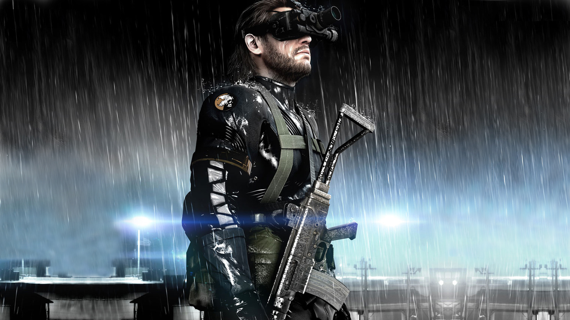 Metal Gear Solid 5 Ground Zeroes.