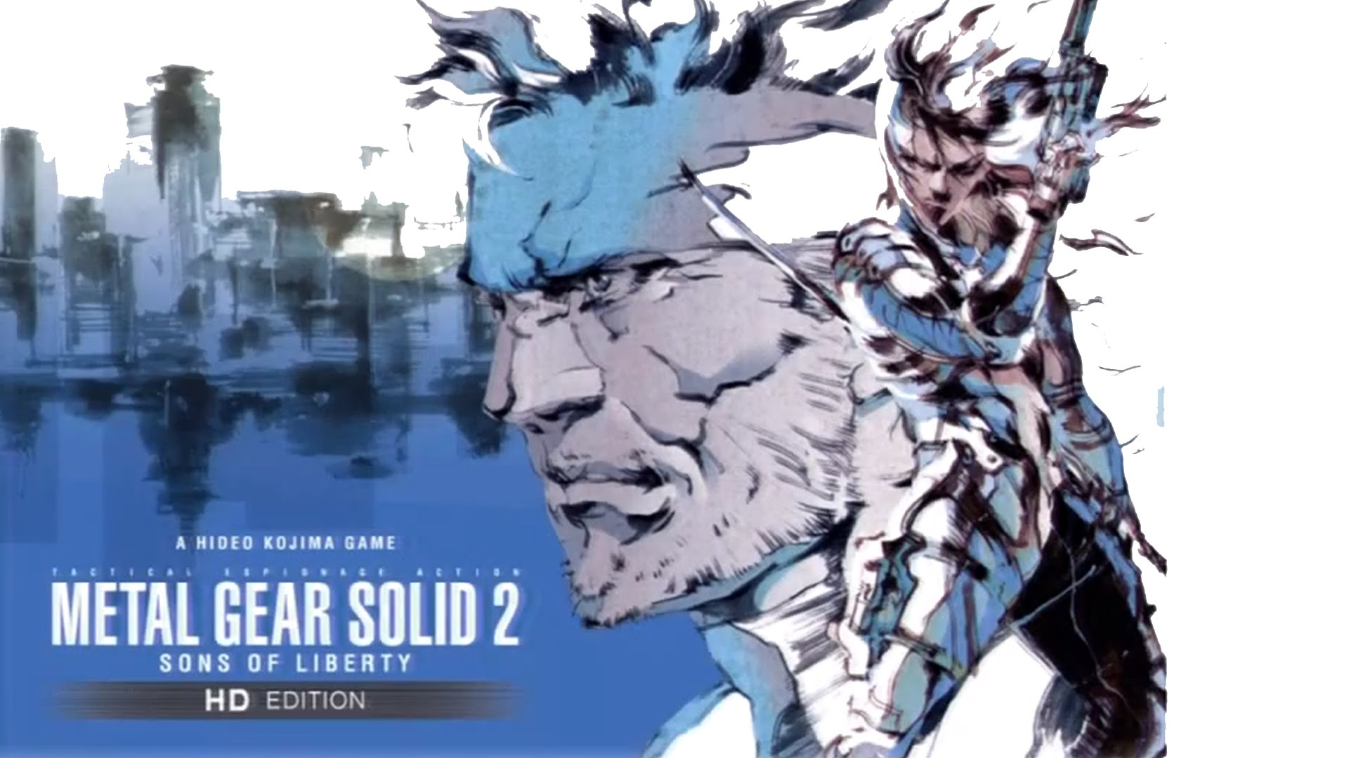 Metal Gear Solid 2 Clipart.