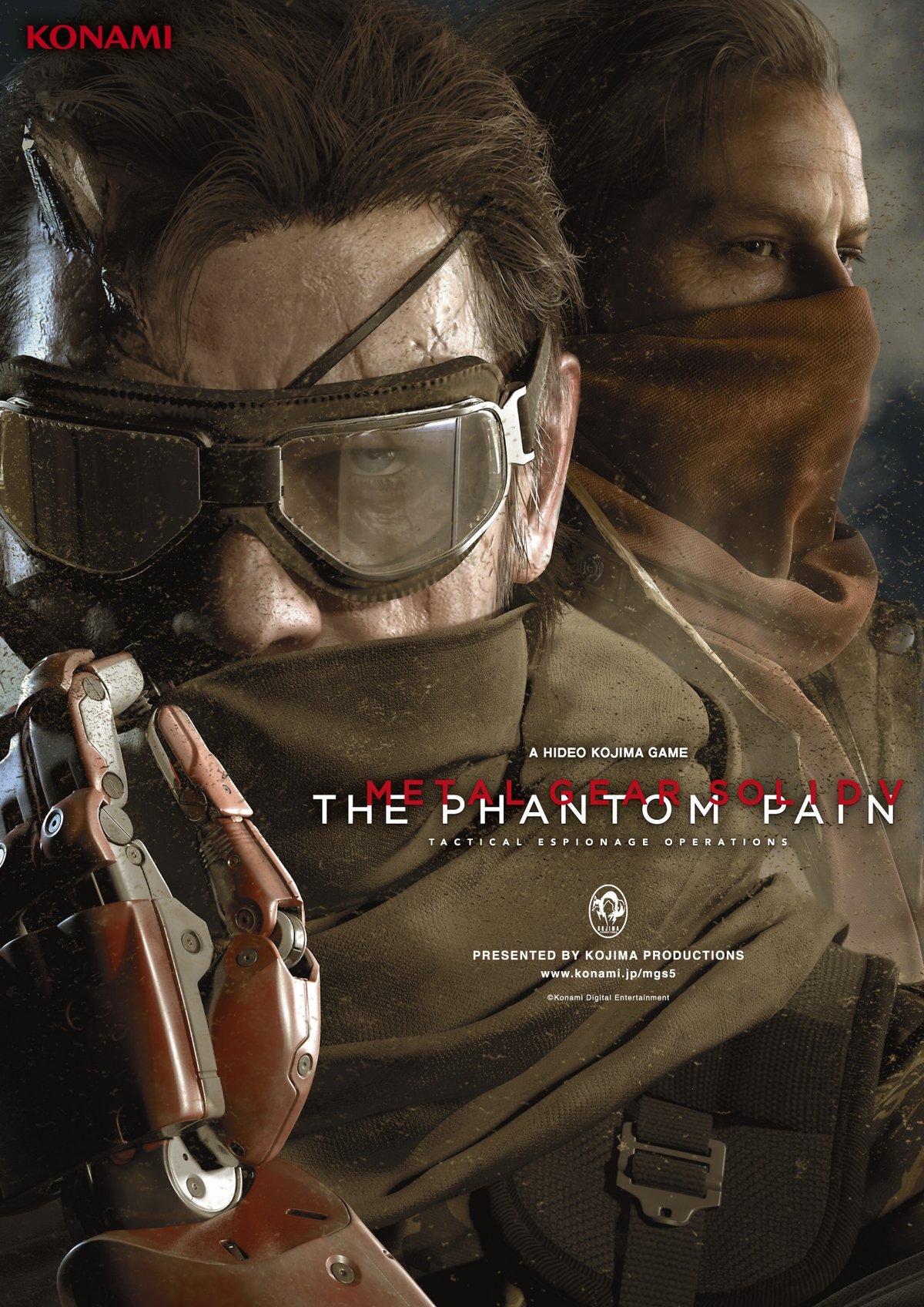 Metal Gear Solid V: The Phantom Pain (PS4 / PlayStation 4) News.