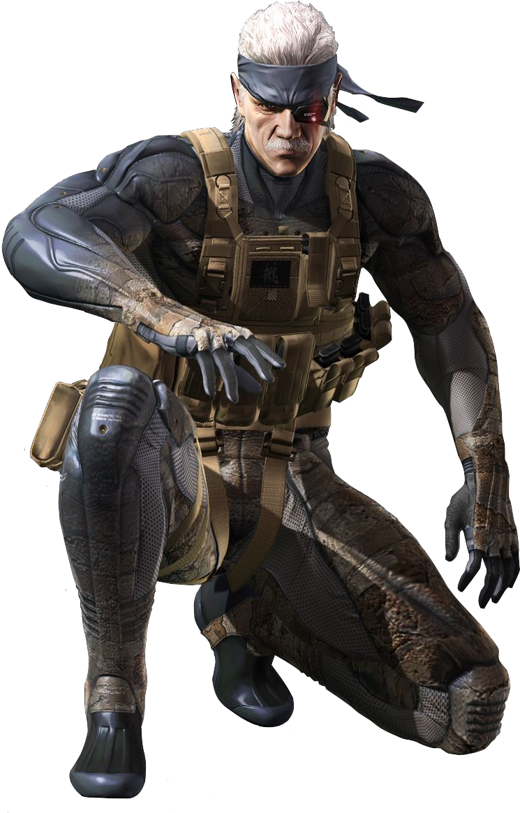 Metal Gear PNG Transparent Metal Gear.PNG Images..