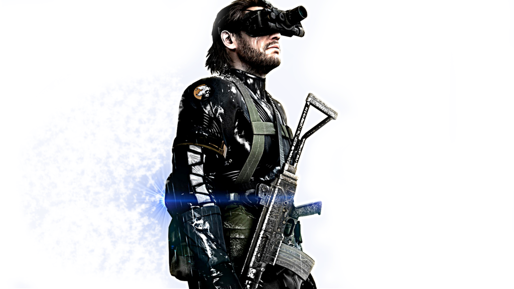 Metal Gear Solid V Png (+).