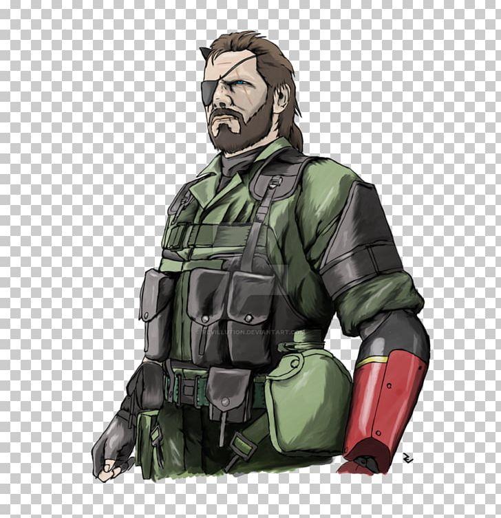 Metal Gear Solid V: The Phantom Pain Big Boss Venom Snake.