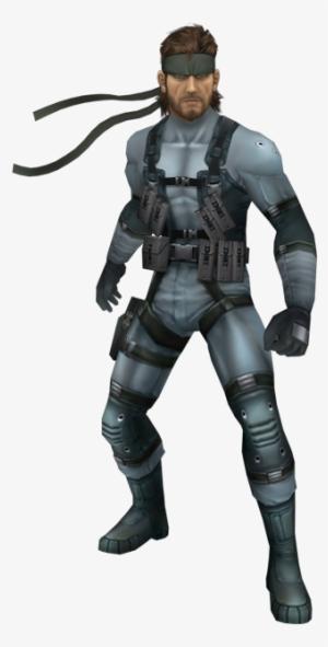Solid Snake PNG, Transparent Solid Snake PNG Image Free.