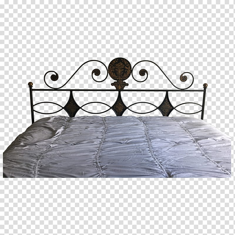 Black And White Frame, Bed Frame, Bed Sheets, Rectangle.