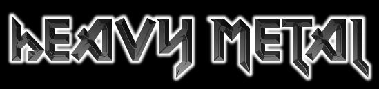 Heavy Metal Logo Creator.