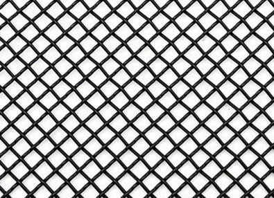 Woven Wire Mesh Grills Are Perfect for Car Radiator Grilles.