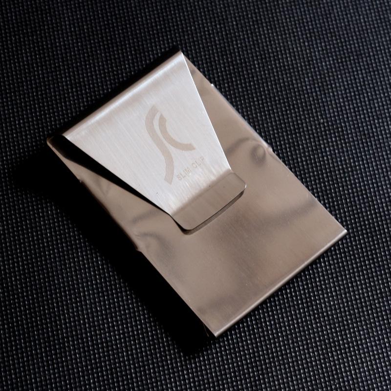 Metal Money Clip Card Holder Promotion.