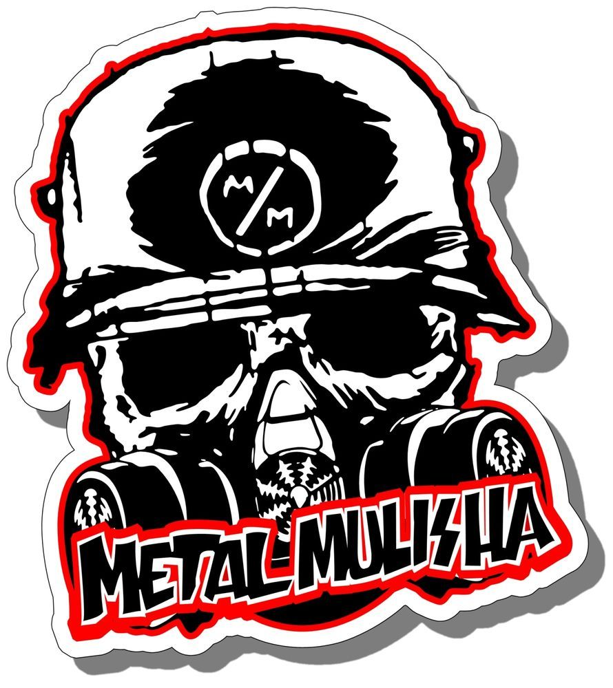 Metal Mulisha Logo.