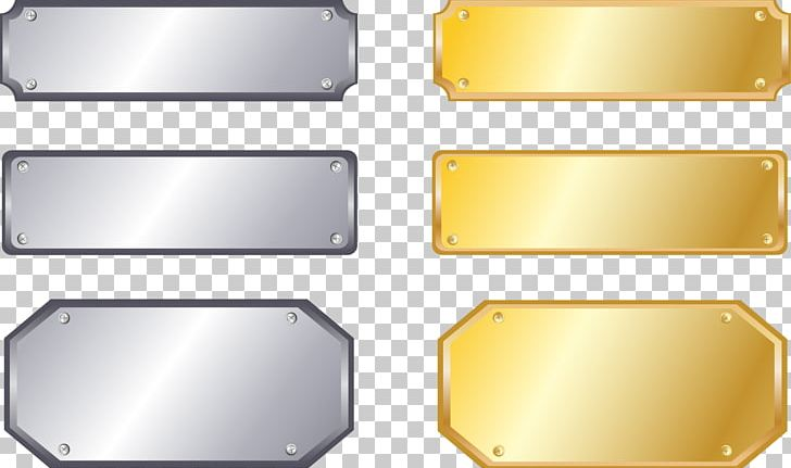 Metal Nameplate Silver Sign PNG, Clipart, Brand.