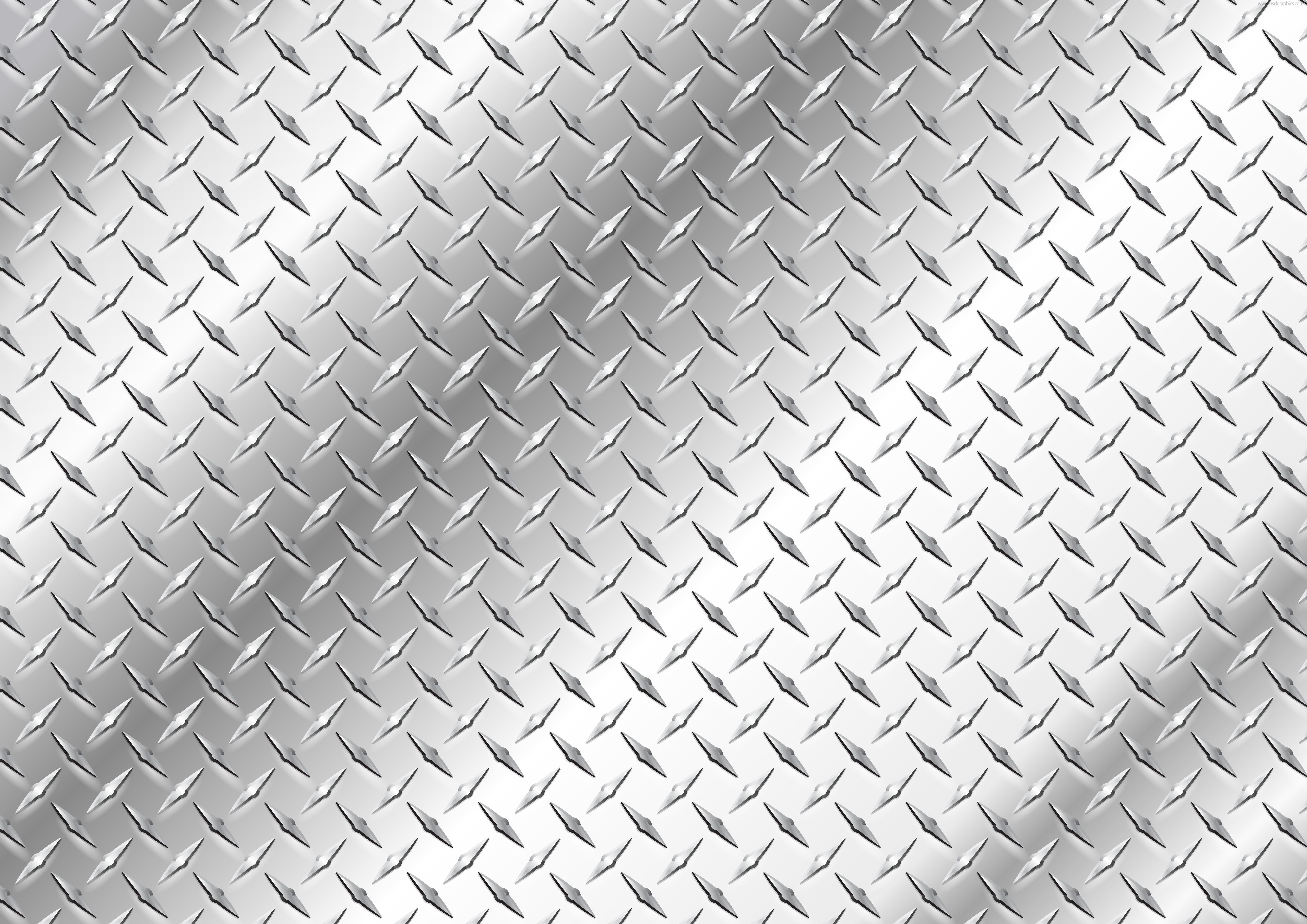 Vector metal texture.