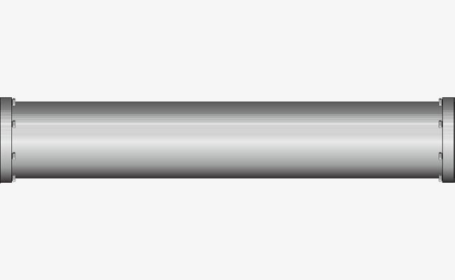 Download Free png Iron Pipe Png Element, Iron Tube, Cartoon.