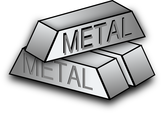 Free vector graphic: Metal, Blocks, Steel, Commodity.