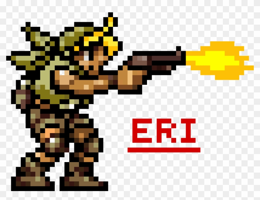 Metal Slug Eri.