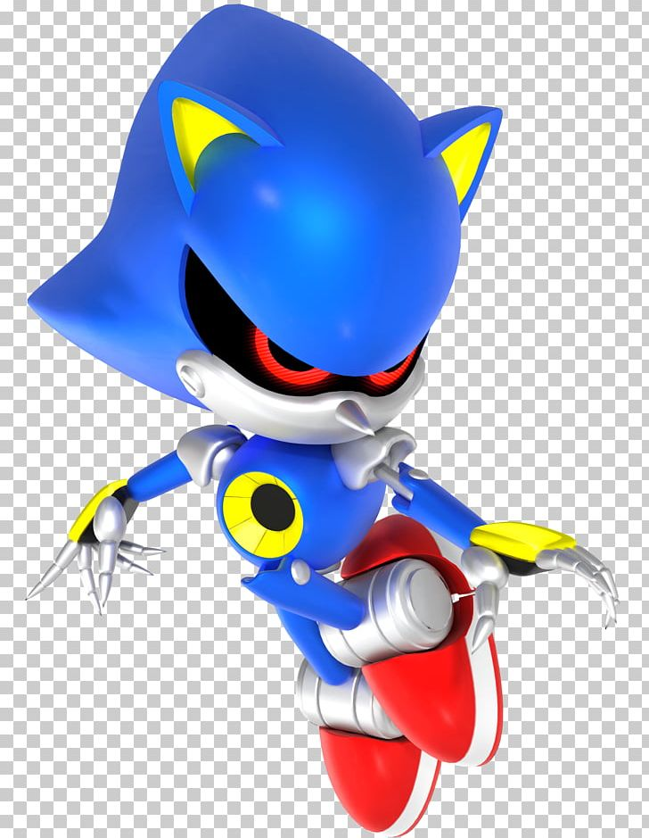 Metal Sonic Sonic Classic Collection Sonic Mania PNG.