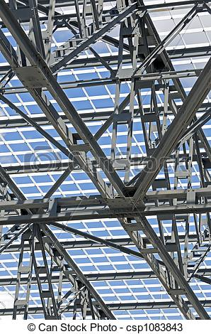 Stock Photos of Steel Structure.