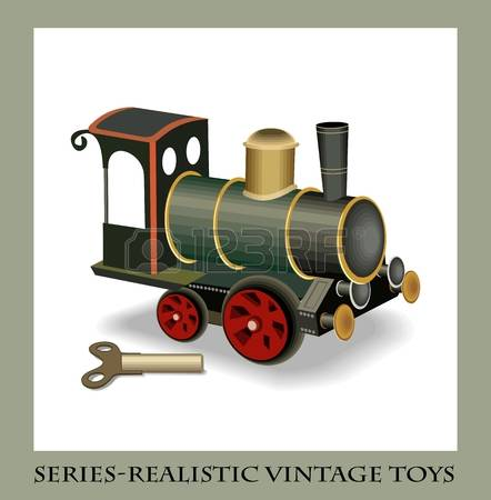 37,269 Vintage Toys Stock Vector Illustration And Royalty Free.