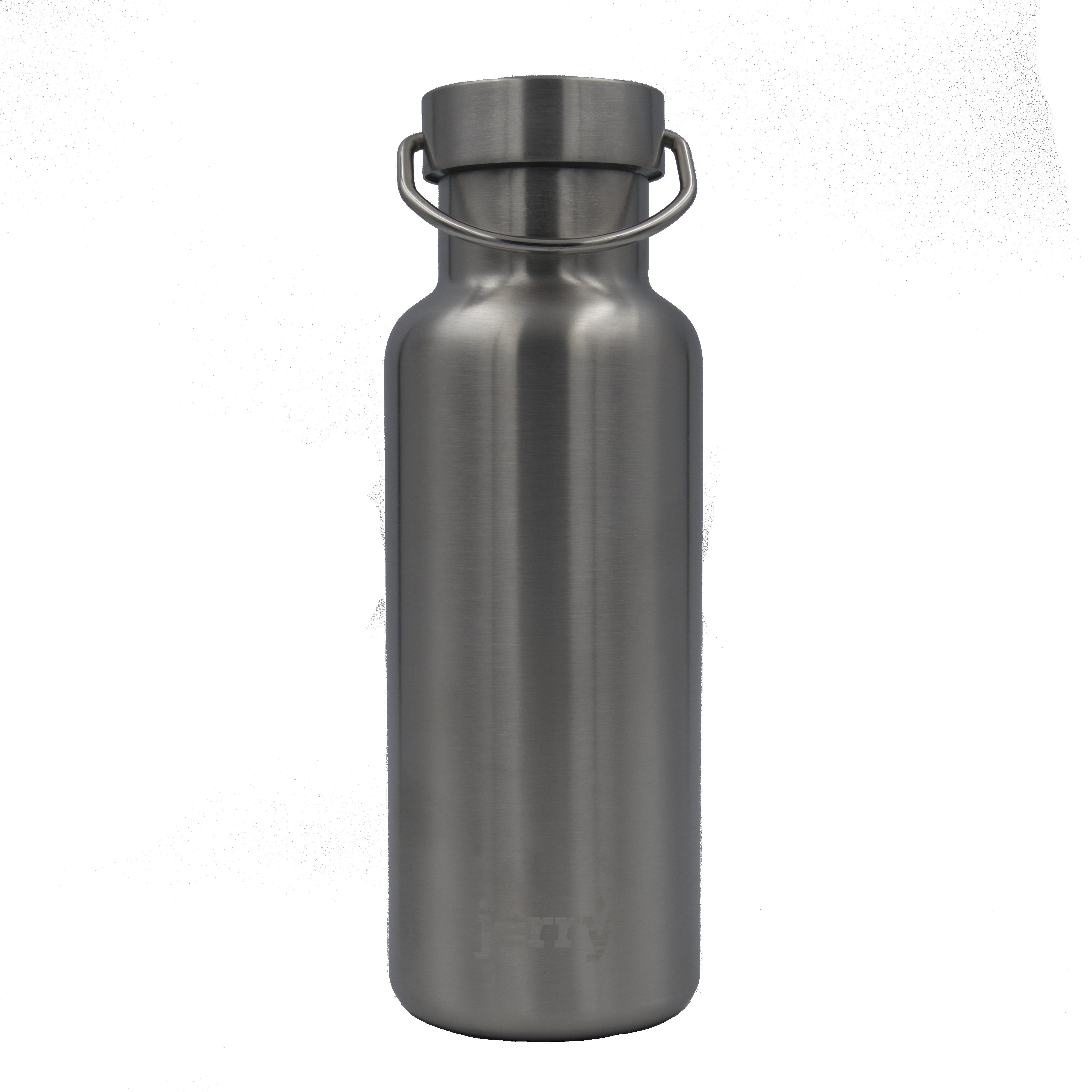 550ml Stainless Double Wall Steel Water Bottle,Matt Finished.