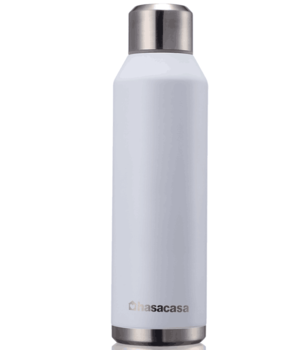 Hasacasa Double Wall Stainless Water Bottle.