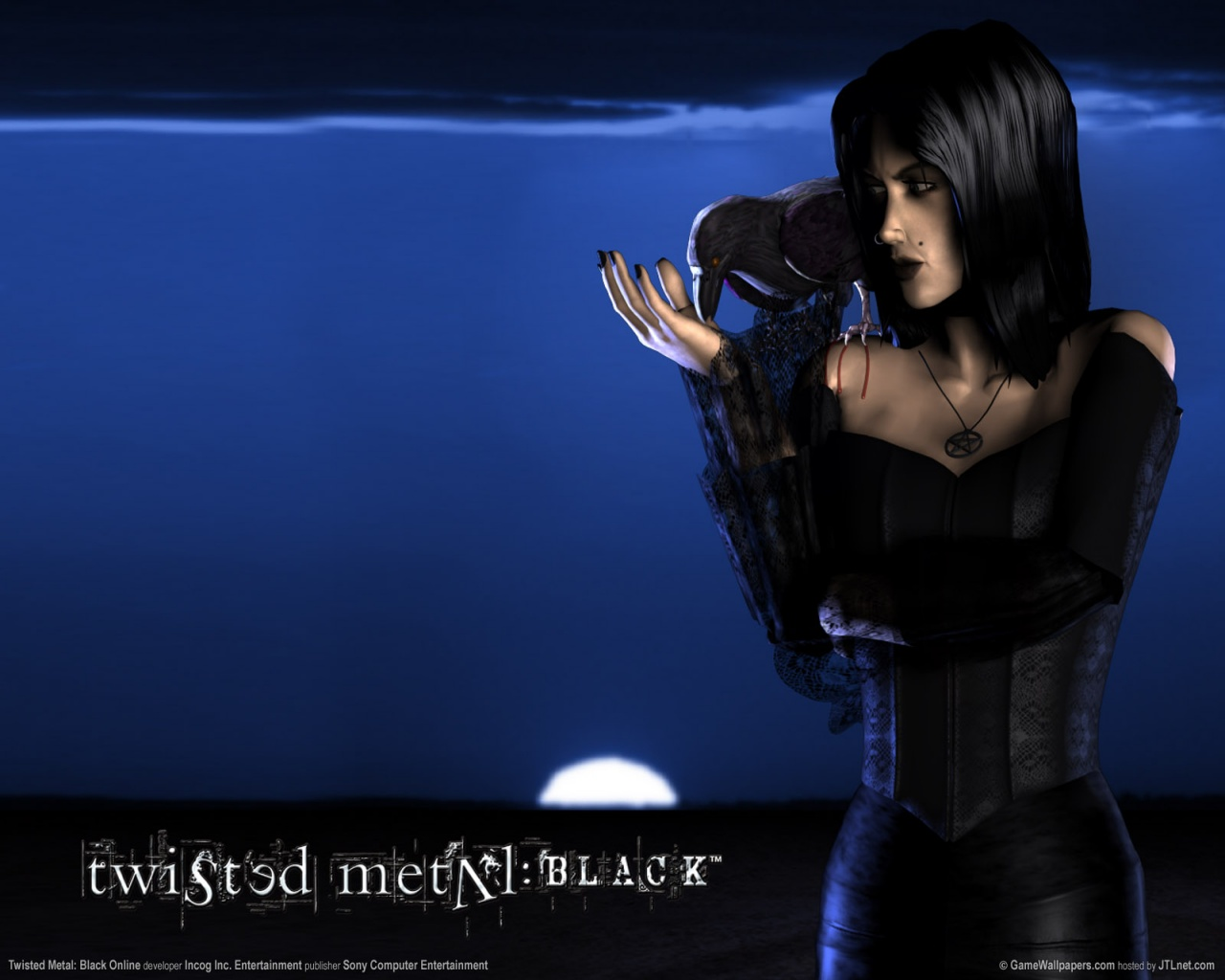 Twisted metal black clipart.